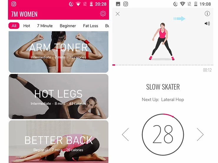 Workout for Women Review: Best Fitness App For Beginners